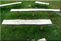 SU8695 : Art at Hughenden Park (3) by Graham Horn