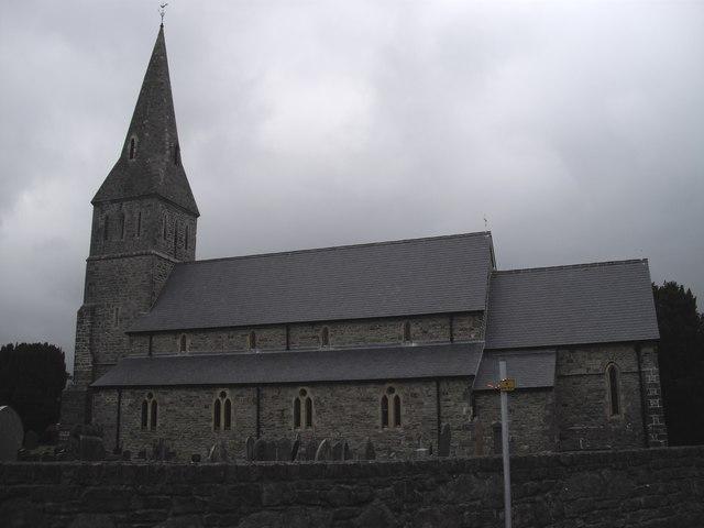 Christ Church, Bala