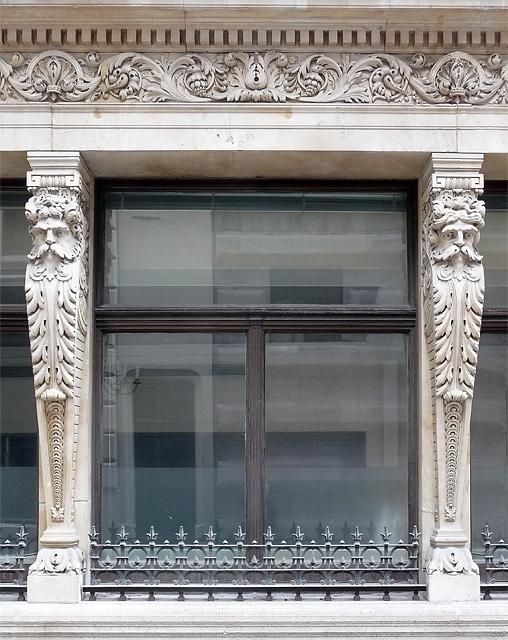 Detail of 1-3 Finch Lane