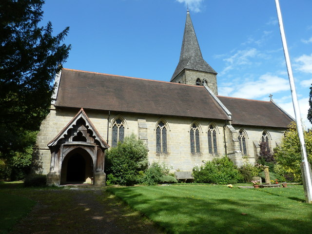 All Saints Church at Highbrook