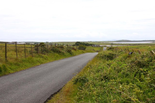 Road to Lower Gilhouse