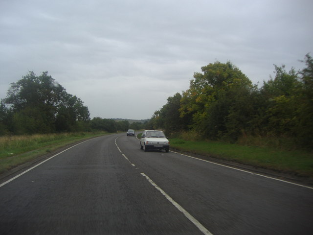 The A6, Pulloxhill