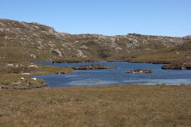 Loch Airigh Iain Oig