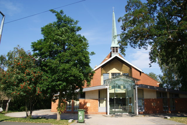 St Barnabas Church, Epsom