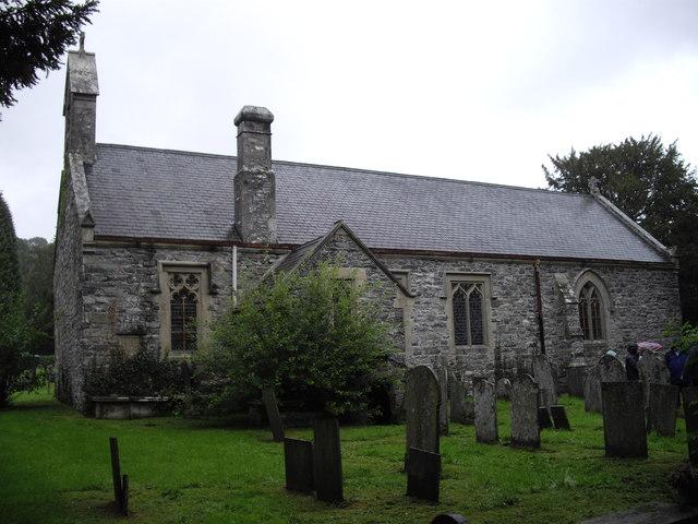 Llanycil Church