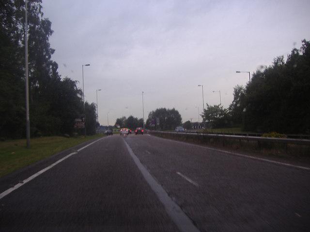 Airport Way, Slip End