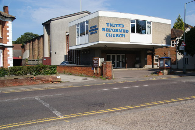 Epsom United Reformed Church