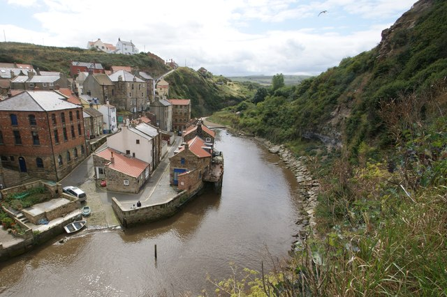 Staithes - Panorama #1 of 5