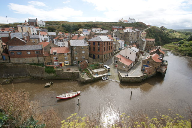 Staithes - Panorama #2 of 5