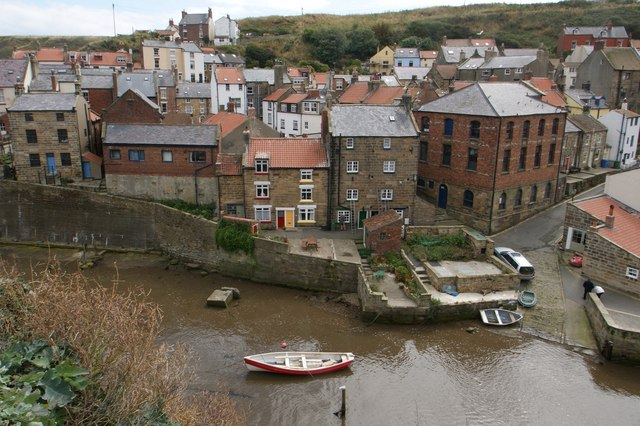Staithes - Panorama #3 of 5