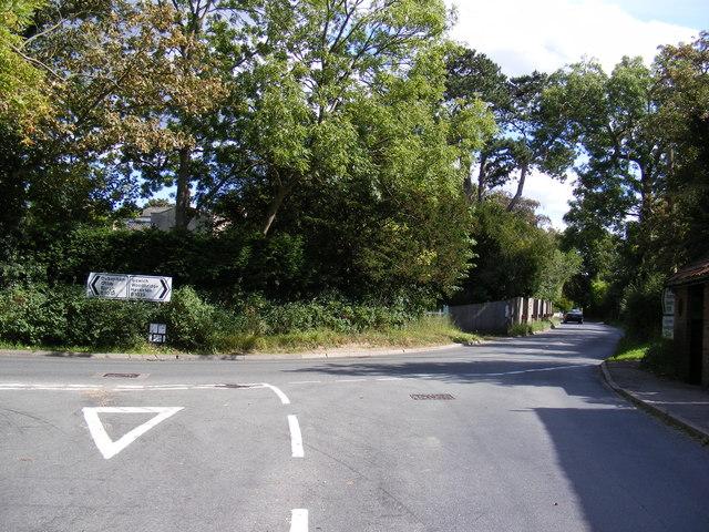 Woodbridge Road, Grundisburgh