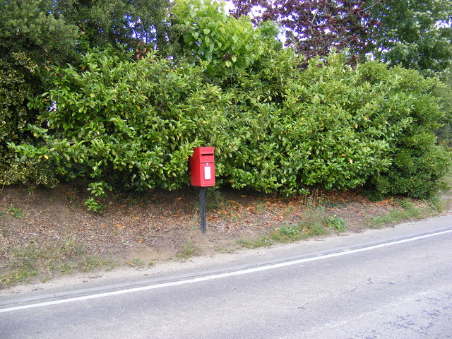 Prospect Place Postbox