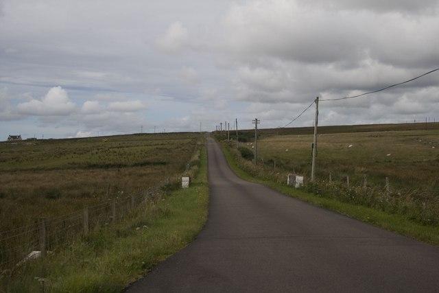 Bridge on B8016, Islay