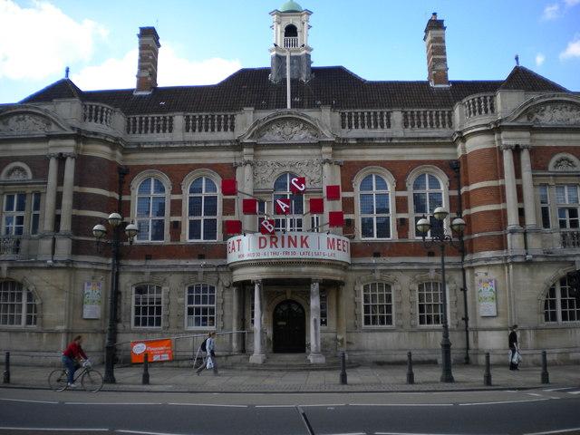 Battersea Arts Centre, Lavender Hill SW11