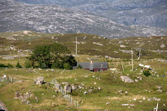 House at Kendebig (Ceann Dibig)