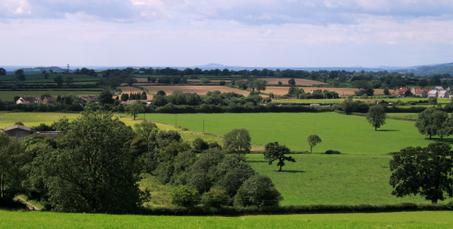 2011 : North of west from Whitstone Hill