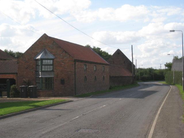 Barn Conversion at Northfield Farm