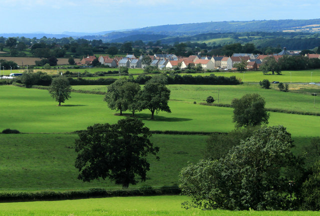 2011 : North of north of west from Whitstone Hill