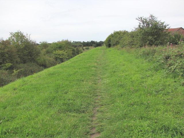 Disused Railway Trackbed