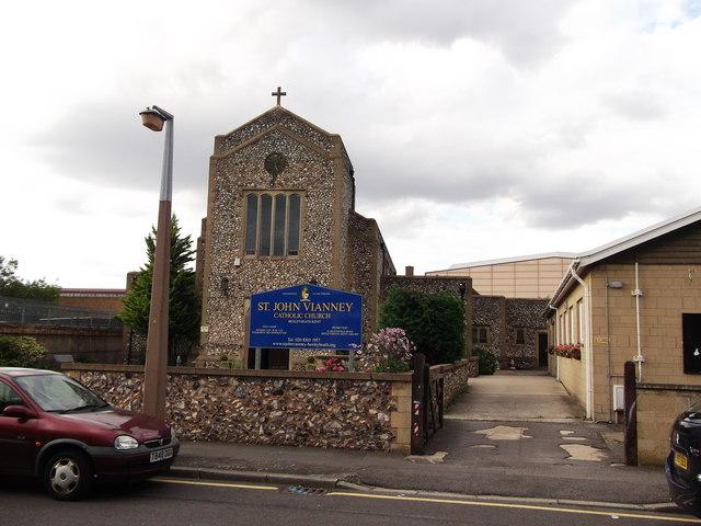 St John Vianney Catholic Church, Bexley