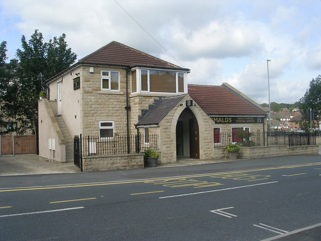 Wormald's Funeral Service - Haigh Wood Road