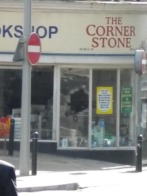 The Corner Stone, Lavender Hill SW11