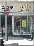 TQ2775 : The Corner Stone, Lavender Hill SW11 by Robin Sones