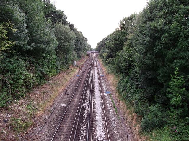 Railway to New Eltham
