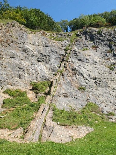 Quarry, Burrington Coombe