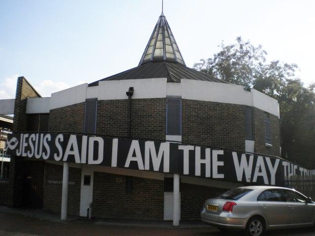 Church of the Nazerene, Grant Road SW11