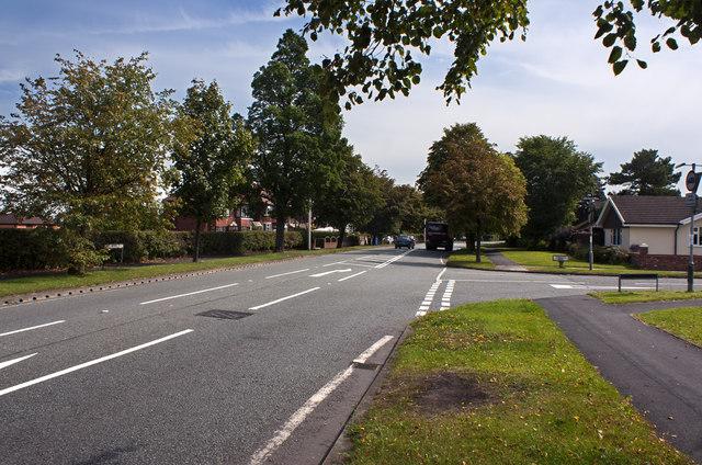 Lunts Heath Road