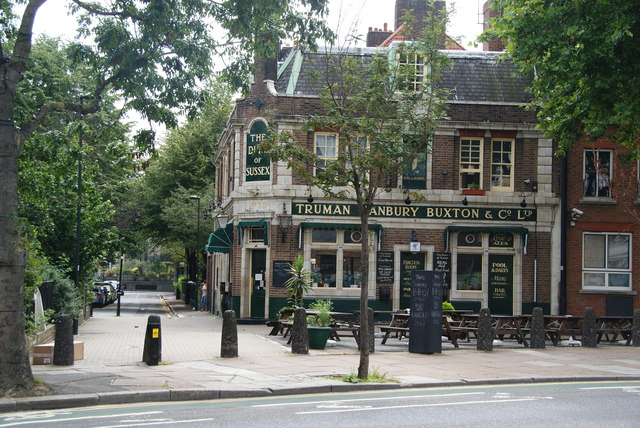 The Duke of Sussex, Coral Street