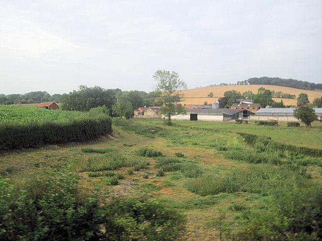 Marche Farm near Halfway