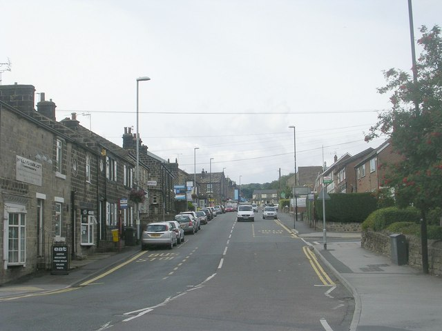 Station Road - viewed from Troy road