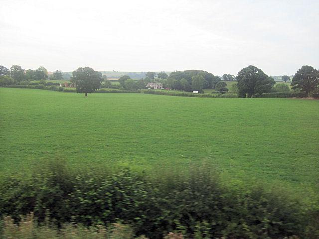 Farm land at Whitfield
