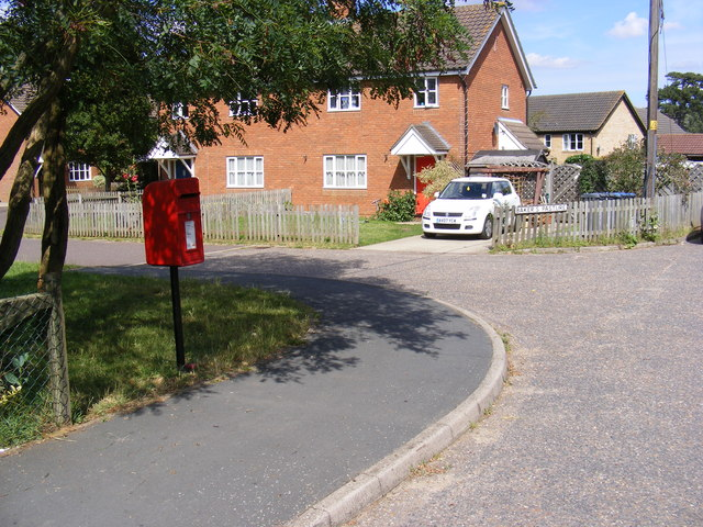 Bakers Pasture & Orchard End Postbox