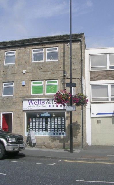 Wells & Co Estate Agents - Station Road