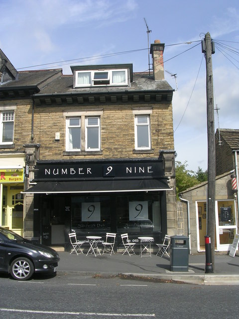 Number 9 Deli - Station Road