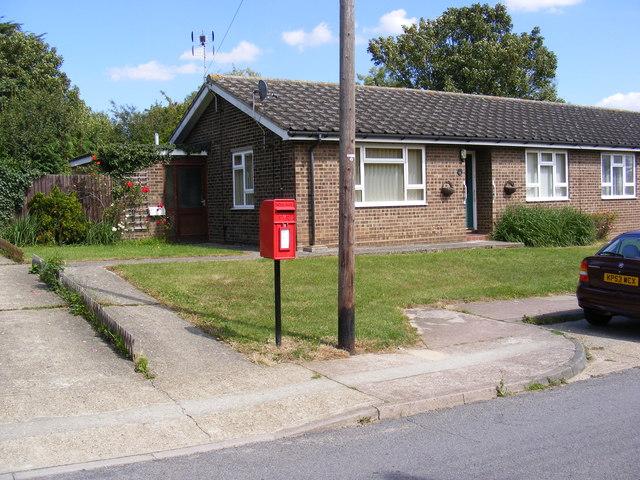 Stoney Road Postbox