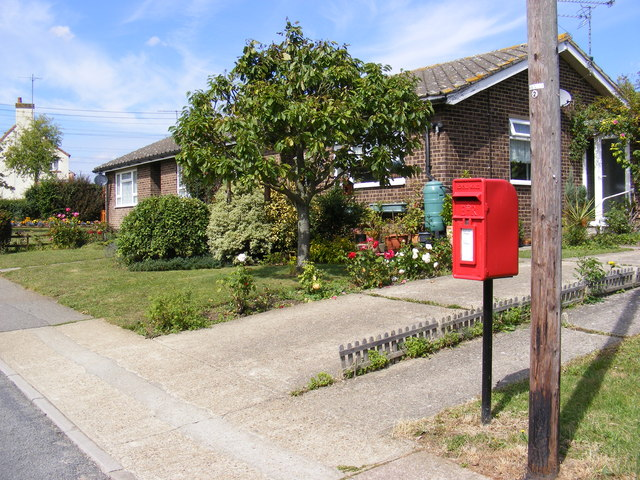 Stoney Road Postbox