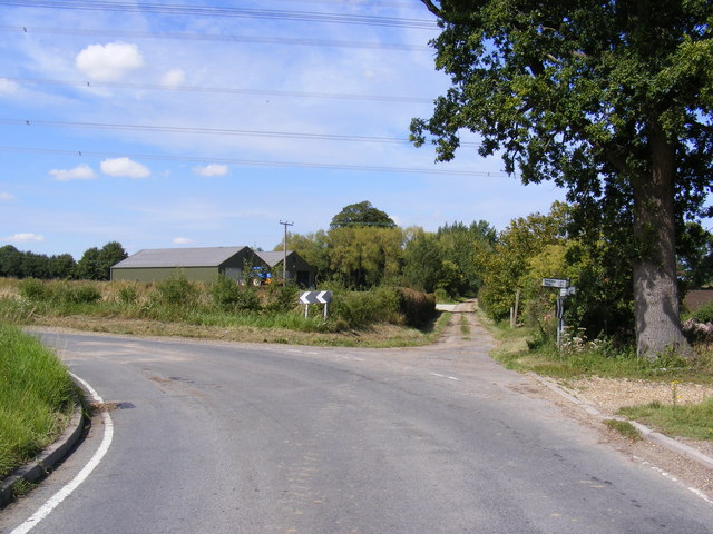 Stoney Road, Grunsdisburgh