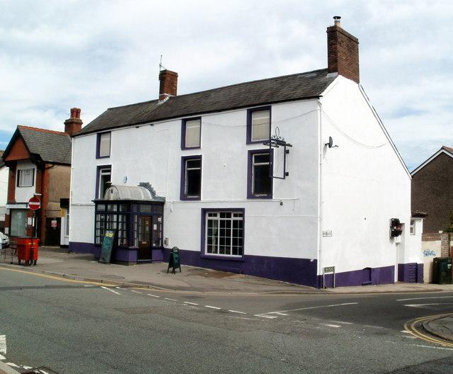 Unnamed premises formerly the Wheatsheaf, Caerphilly