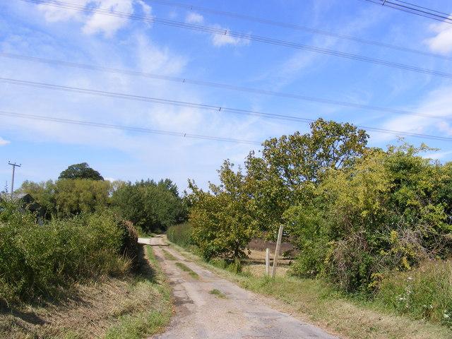 Hill Farm Road, Grundisburgh