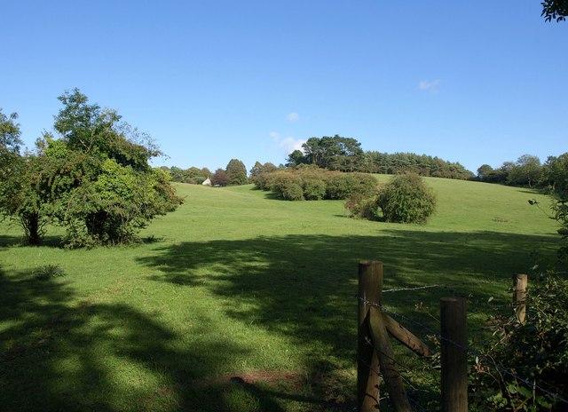 Towards Hill Farm