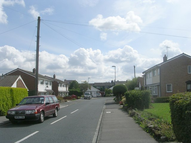 Greenbanks Close - St Margaret's Avenue