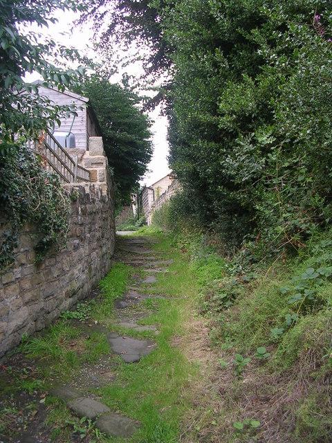Bridleway - Bachelor Lane