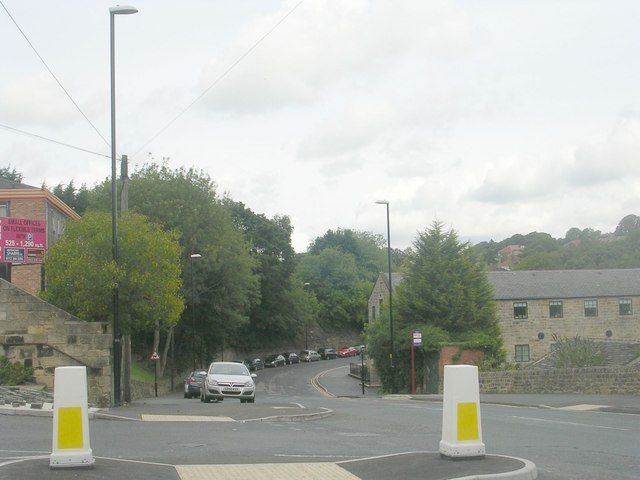 Troy Road - viewed from Low Lane