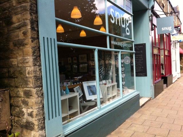 Snug Gallery - Market Street, Hebden Bridge