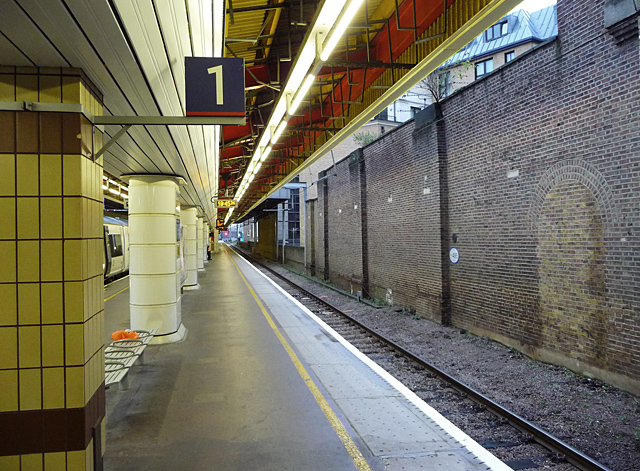 Fenchurch Street Station