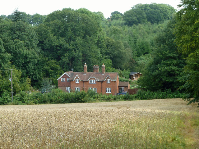 Cottages on Back Lane
